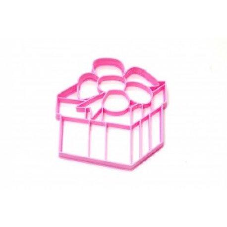 Cortante 3D - Paquete de regalo