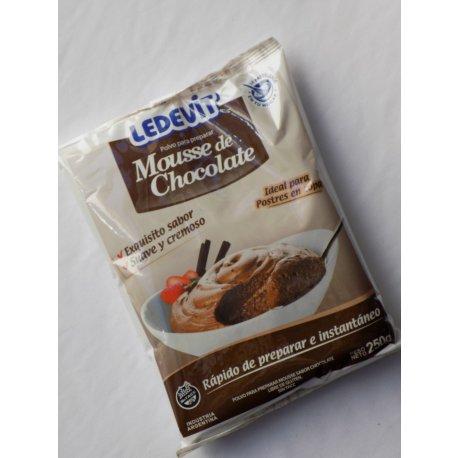 MOUSSE LEDEVIT CHOCOLATE 250 gs