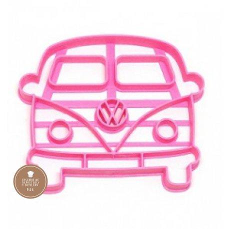 Cortante 3D Combi Camioneta 10 cm - Verano Surf Mini Van