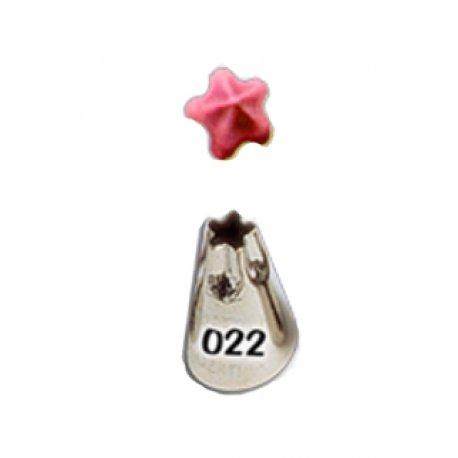 PICOS PARPEN - Boquillas Chicas Comunes Flores - 022