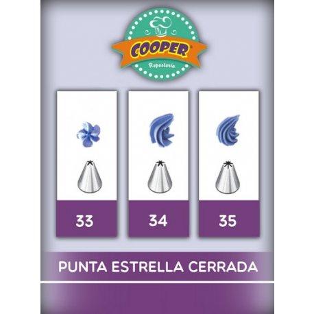 PICOS COOPER 33