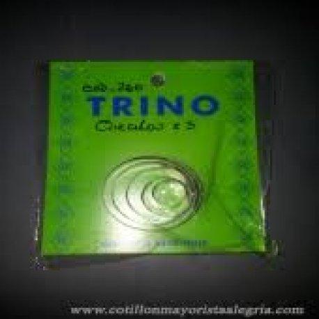CORTANTE TRINO CÍRCULOS X 5 U