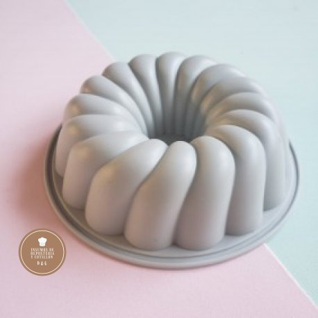 Molde Silicona - Gajos Mini Savarin 12.5 cm.
