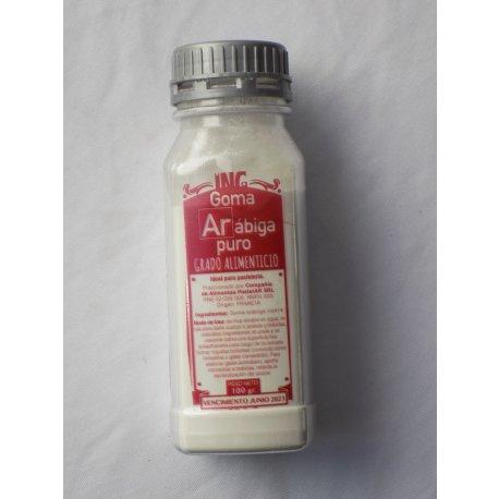 GOMA ARABIGA x 100 gs(Elasticidad)