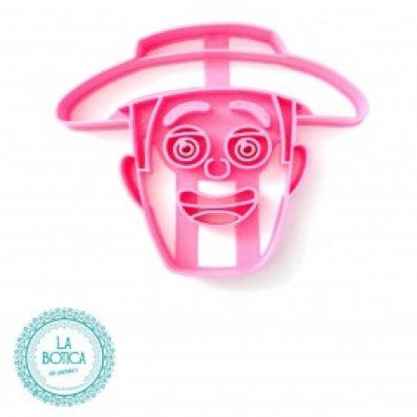 Cortante 3D - Cara Zenon