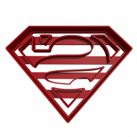 Cortante 3D- SUPERMAN