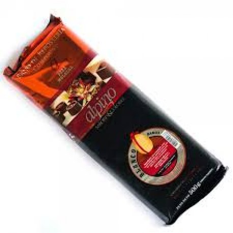 CHOCOLATE ALPINO BLANCO 500 gs