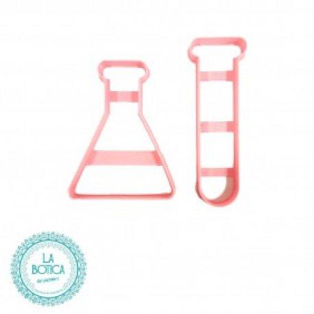 Cortante 3D - Kit Quimica