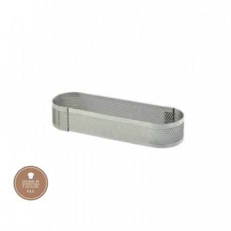 DOÑA CLARA - Marco Cintura Ovalada Microperforada 12x4 cm. x 2 cm. alto