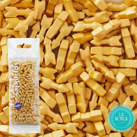 SPRINKLES FLECHAS DORADAS 56 gs