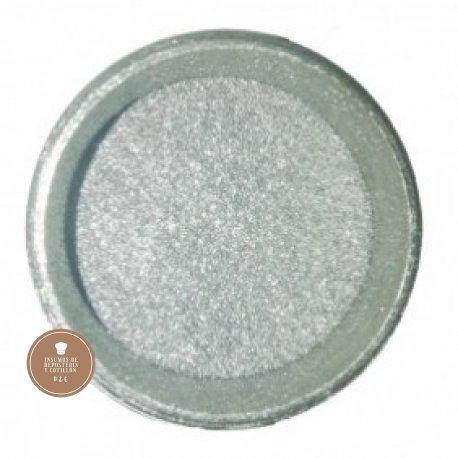 Gris Perlado - Polvo Comestible x 4 gr. - KING DUST