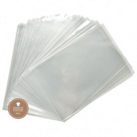 Bolsa de Polipropileno 10x20 cm (UNIDAD)